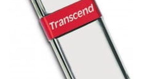 Transcend JetFlash V85 32GB stříbrný