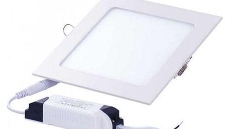 Emos LED vestavné svítidlo čtverec 24W, IP20, studená bílá 154021