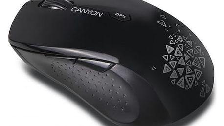 CANYON CNS-CMSW4, černá