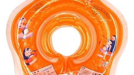 Dětský nafukovací kruh na krk - 4 barvy