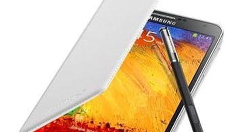 Samsung pouzdro s kapsou pro Samsung Galaxy Note 3, bílá