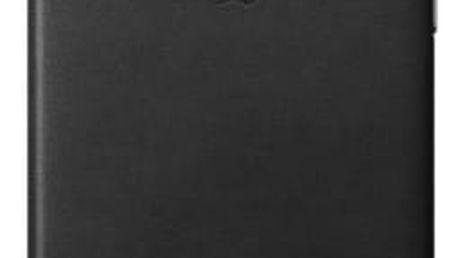 Apple kožené pouzdro pro iPhone 7, černá