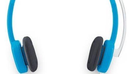 Logitech Stereo Headset H150 Blueberry, 3,5 mm