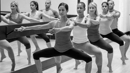 4 vstupy na fitness kurz dle výběru