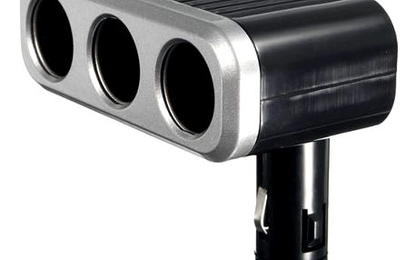Trojnásobný rozbočovač do autozapalovače