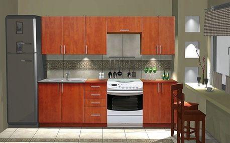 Kuchyně NORA 240 hruška