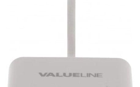 USB 3.1C adaptér zástrčka# C/HDMI#/A zásuvka, 0,2m
