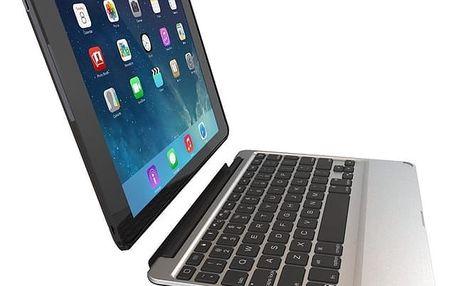 ZAGG Slim Book klávesnice a zadní kryt Apple iPad Air 2 černý (AJ)