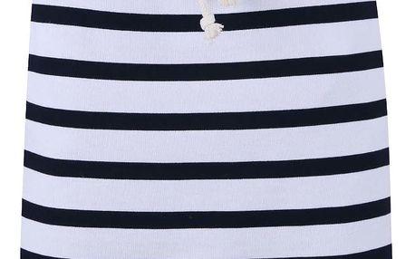 Modro-bílá pruhovaná sukně Brakeburn Stripe