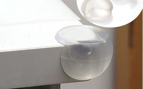 PVC ochrana rohů - 4 ks