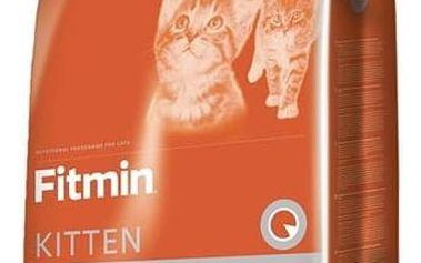 Granule FITMIN cat Kitten - 10 kg + Doprava zdarma
