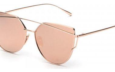 Vintage sluneční brýle pro dámy - více druhů
