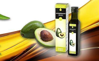100 % BIO panenský avokádový olej