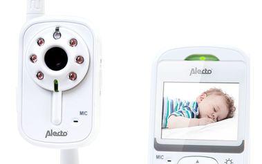 """ALECTO DVM 120 Dětská video chůvička, 2.3"""""""