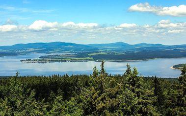 Jarní pohoda u Lipenské přehrady s wellness