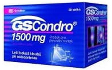 GS Condro 1500mg 30 sáčků