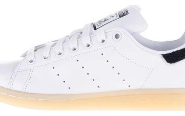 Černo-bílé dámské tenisky adidas Originals Stan Smith