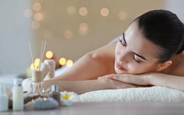 90minutová kombinovaná masáž + lávové kameny