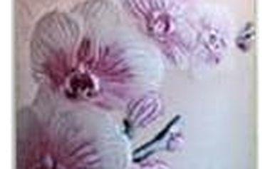 Svíčka orchidej, která oživí a doplní Váš interiér a zpříjemní atmosféru Vašeho domova.