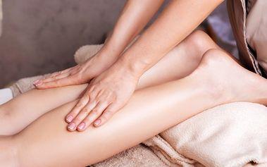 Anticelulitidní masáž s ozonovým zábalem