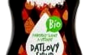 Country Life Datlový sirup Bio 250 ml