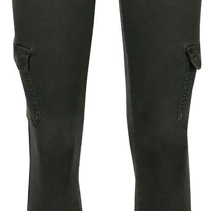 Khaki kalhoty s kapsami Haily´s Kim