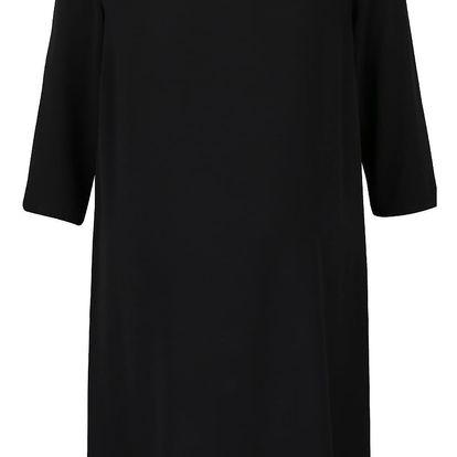 Černá těhotenská tunika Dorothy Perkins Maternity
