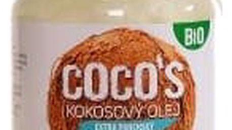 HEALTH LINK BIO Extra panenský kokosový olej 400 ml