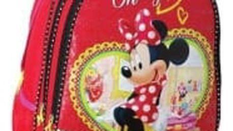 SUNCE Disney Minnie batoh na kolečkách