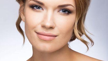Permanentní make-up včetně konzultace odstínů: horní či dolní oční linky, obočí a kontura rtů