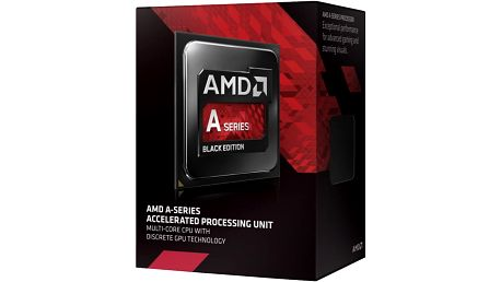 AMD Athlon X4 860K Black Edition - AD860KXBJASBX
