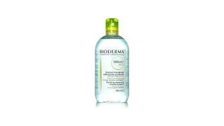 Bioderma Sébium H2O čistící voda 500 ml