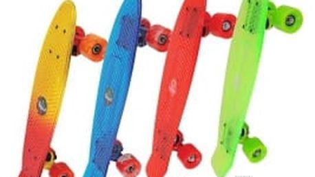 TEMPISH BUFFY STAR červený skateboard