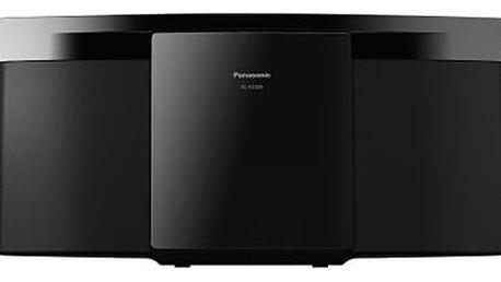Panasonic SC-HC295EG, černá - SC-HC295EG-K