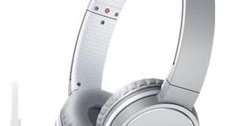 Sluchátka Sony MDRZX660APW.CE7 (MDRZX660APW.CE7) bílá