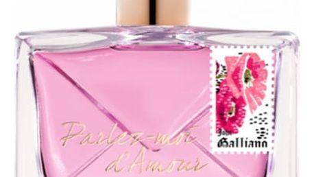 John Galliano Parlez-Moi d´Amour 80 ml parfémovaná voda pro ženy