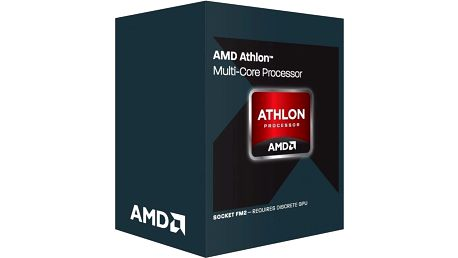 AMD Athlon X4 880K Black Edition - AD880KXBJCSBX