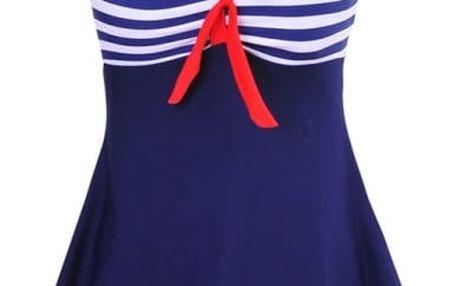 Plavky v retro stylu 50. léta - 7 variant