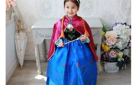 Dětský kostým šaty Princezna
