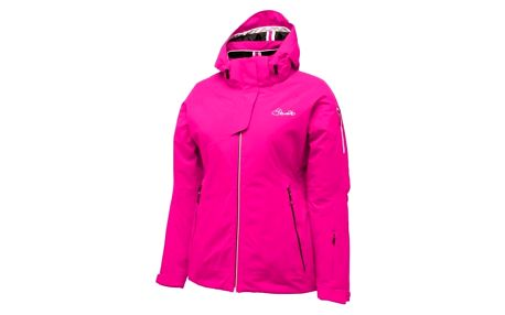 Dámská lyžařská bunda Dare2B DWP141 INVIGORATE Jkt Electric Pink 34
