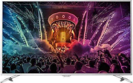 Střední LED televize Philips 43PUS6501