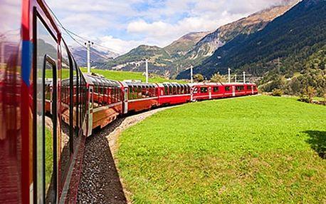 Zájezd do Švýcarska