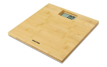 SA9086WD3R bambusová elektronická váha