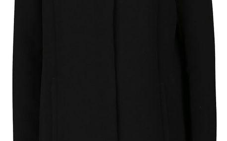 Černý kabát Vila Sure
