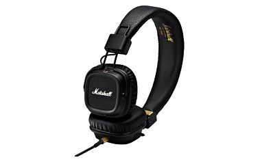 Marshall Major II náhlavní sluchátka černá