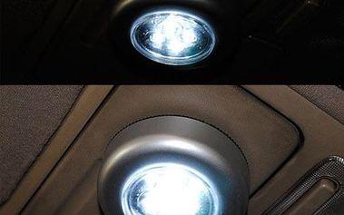 4 LED nalepovací lampička