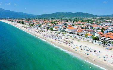 Řecko - Chalkidiki, Stavros: autobusový zájezd na 10-13 dní pro 1 osobu s možností polopenze