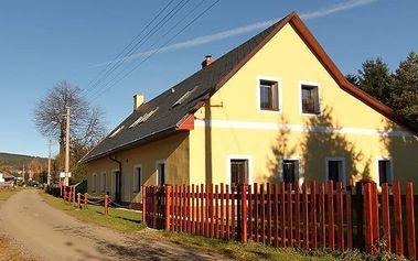 3denní pobyt v luxusních apartmánech Ostružná v Jeseníkách pro 2–4 osoby