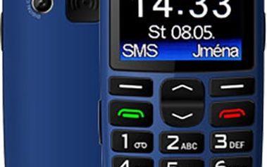Aligator A680, modrá - A680BE + Zdarma CulCharge MicroUSB kabel - přívěsek (v ceně 249,-)