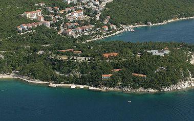 Chorvatsko - Crikvenica na 8 až 10 dní, polopenze s dopravou vlastní